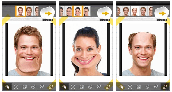 funny face effects funny face apps