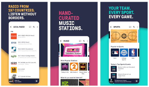 offline fm radio app