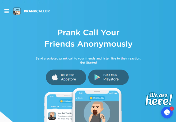 Prankcaller Best Prank Call Website