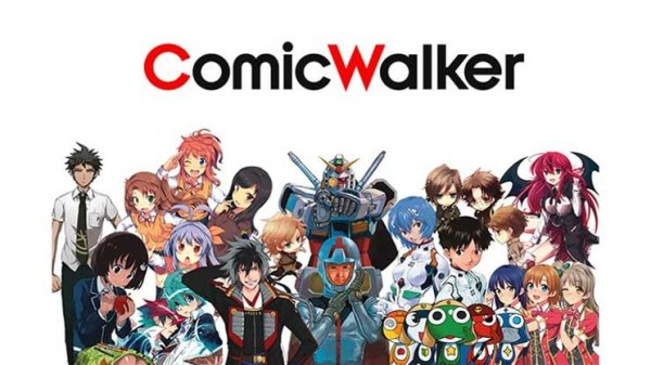 comicwalker read one punch man webcomic