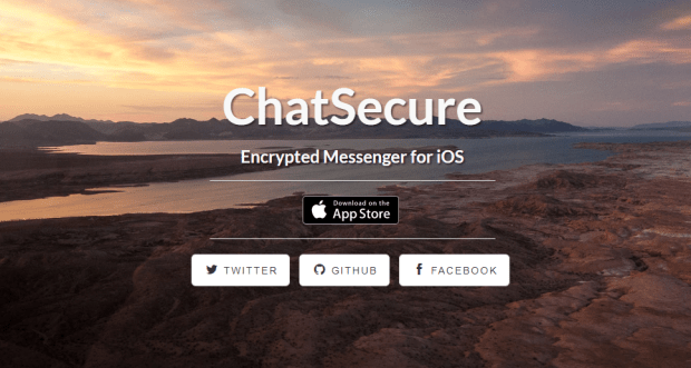 ChatStep Alternatives Chatsecure