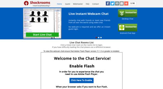 ChatStep Alternatives shockrooms