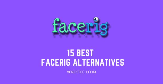 FaceRig Alternatives