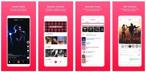 Lomotif Free Easy vine editing apps