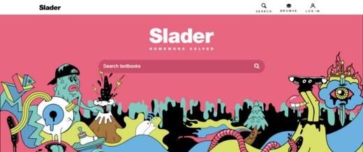 Slader textsheet alternatives