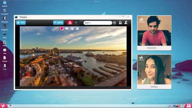 Synaptop streaming platform like Rabbit