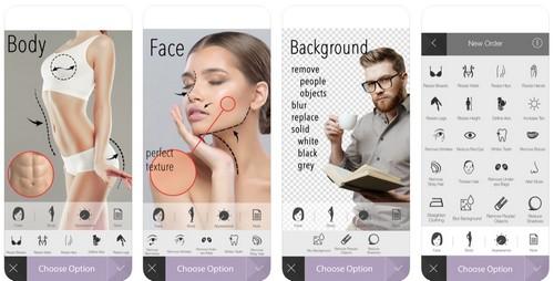 Professional Photo Editor App