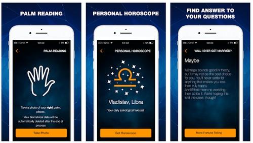 Palmistry and Daily Horoscope