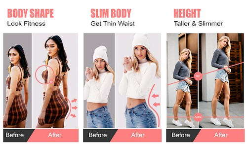 Body Shape Editor