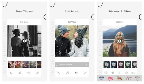 Slideshow Maker apps like flipagram