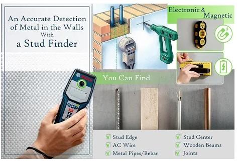 Stud Finder And Stud Detector A joist finder app