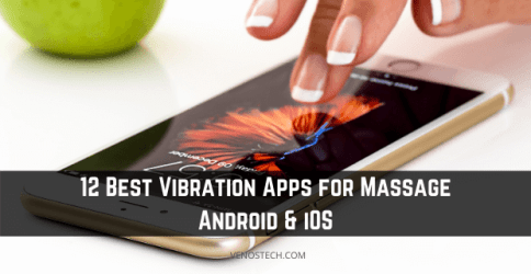 Vibration Apps for Massage