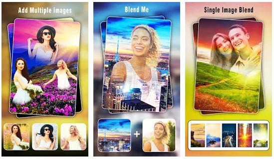 Blend Me Photo Mixture
