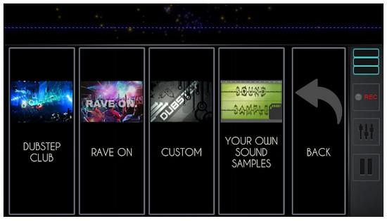 DJ Dubstep Music Maker Pad 3