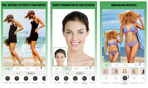 Retouch Me – Body Face Editor