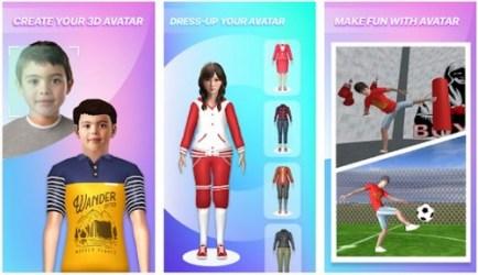 full body avatar maker app