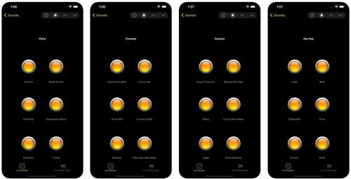 Fun Sound Effects Noises app