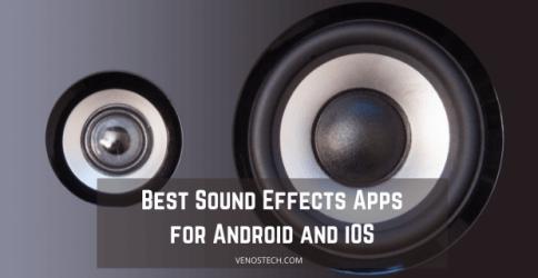 best sound effects apps
