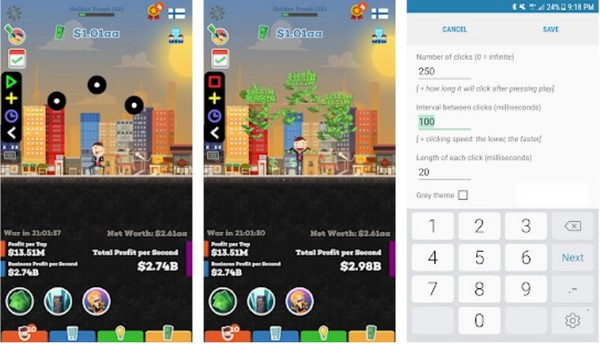 Automatic Tapping – Auto Clicker