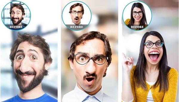 Face Warp – Funny Photo Editor