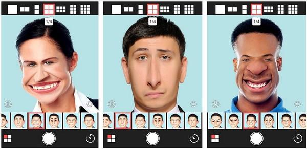 Face Warp Photo Booth