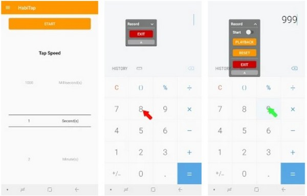 HabiTap – Auto Clicker No Root Automatic Tapping
