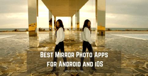 Mirror Photo Apps