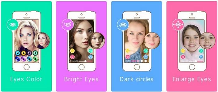 Eye Color Changer -Face Makeup