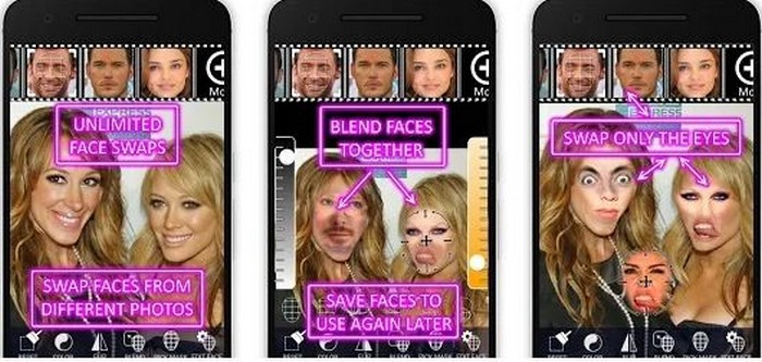 Face Swap Booth Face Changer