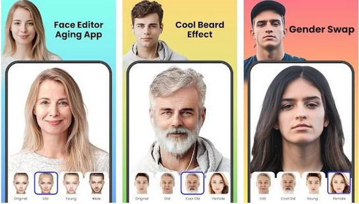 FaceLab Photo Editor