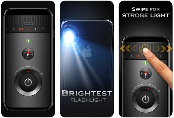 Flashlight by iHandy Inc