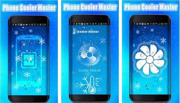 Free Cool Down Phone Temperature CPU Cooler Pro