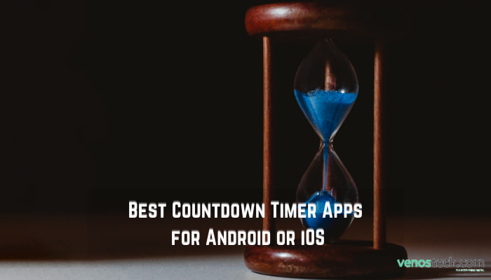 Countdown Timer Apps for Android and iOS