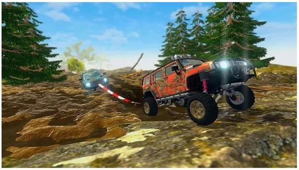 Offroad Simulator 2021 Mud Trucks