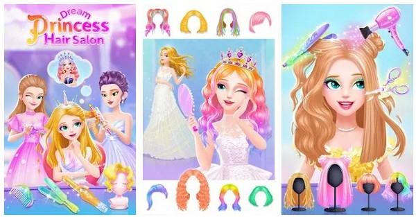 Princess Dream Hair Salon