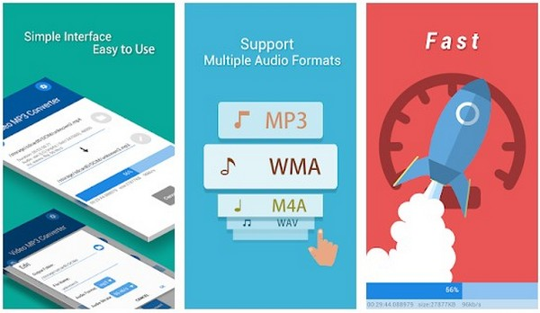 MP3 Video Converter Extract Audio from Video