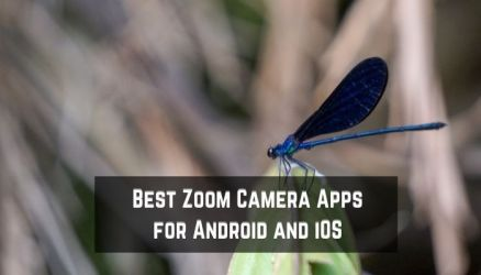 Zoom Camera Apps for Android and iOS