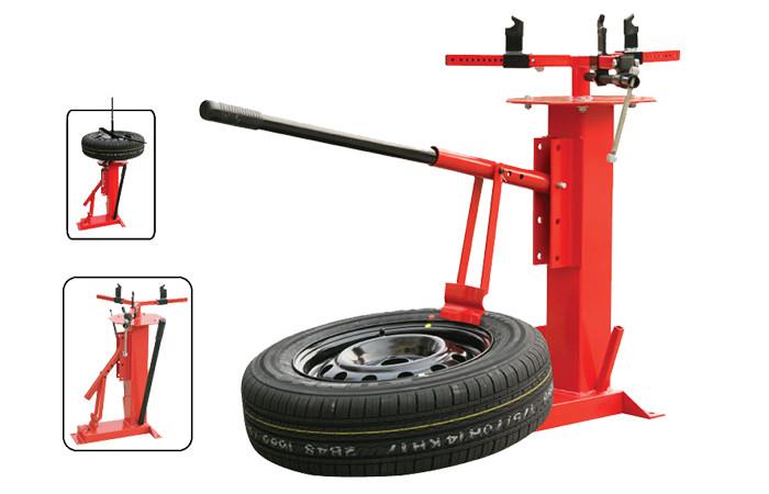 Desmontadora de ruedas para coches