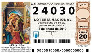 lotería 24030