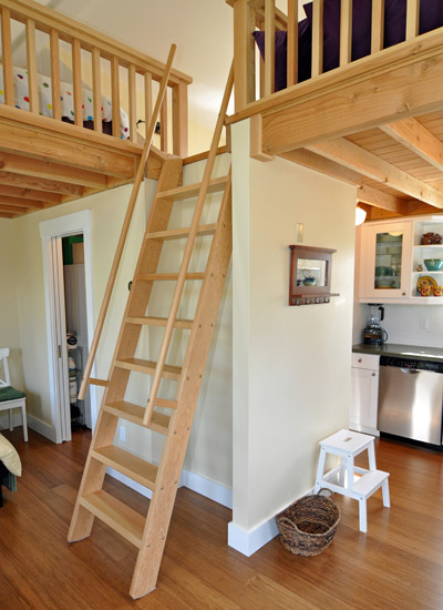 Stairs And Railing Projects Ventana Construction Seattle