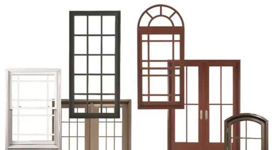 ventana y puertas