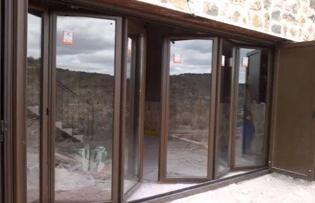 ventana aluminio madrid