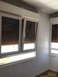 Instalación ventana Santacara 2