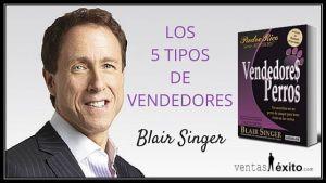 7.LOS 5 TIPOS DE VENDEDORES