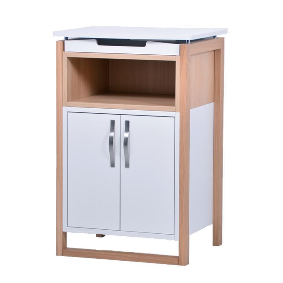 meuble pour machine a cafe en bois
