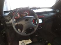 voiture sans permis JS50L sport d'occasion vue intérieur