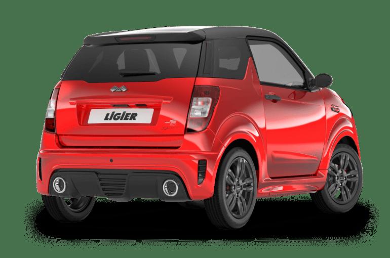voiture-sans permis JS50 sport young