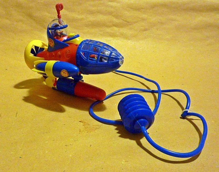 gadget submarine