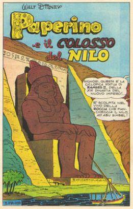 Il Colosso di Abu Simbel