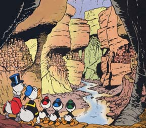 Zio Paperone e le Sette Città di Cibola, la pietra miliare delle avventure Disney